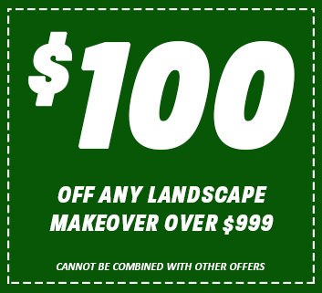 landscaping Specials 100 Coupon