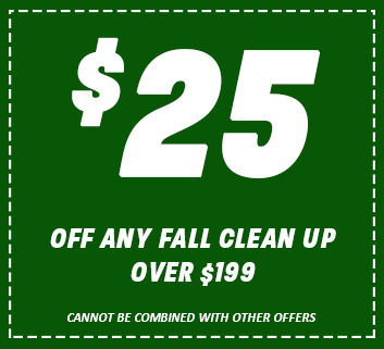 landscaping Specials 25 Coupon